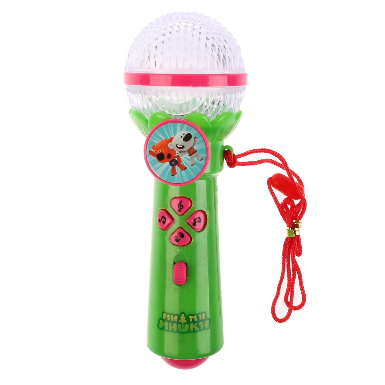 Музыкальная игрушка Умка Микрофон Ми-ми-мишки