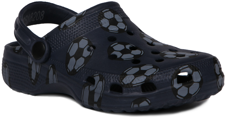 Сланцы (пляжная обувь) Barkito KRS18208 пантолеты типа сабо для кратковременной носки для мальчика barkito синие