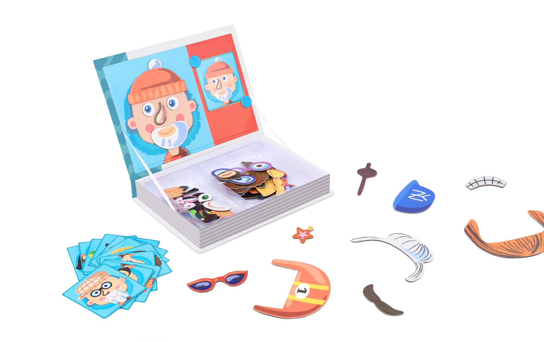 Купить Пазлы, IQ-Book, Happy baby, Китай, разноцветный
