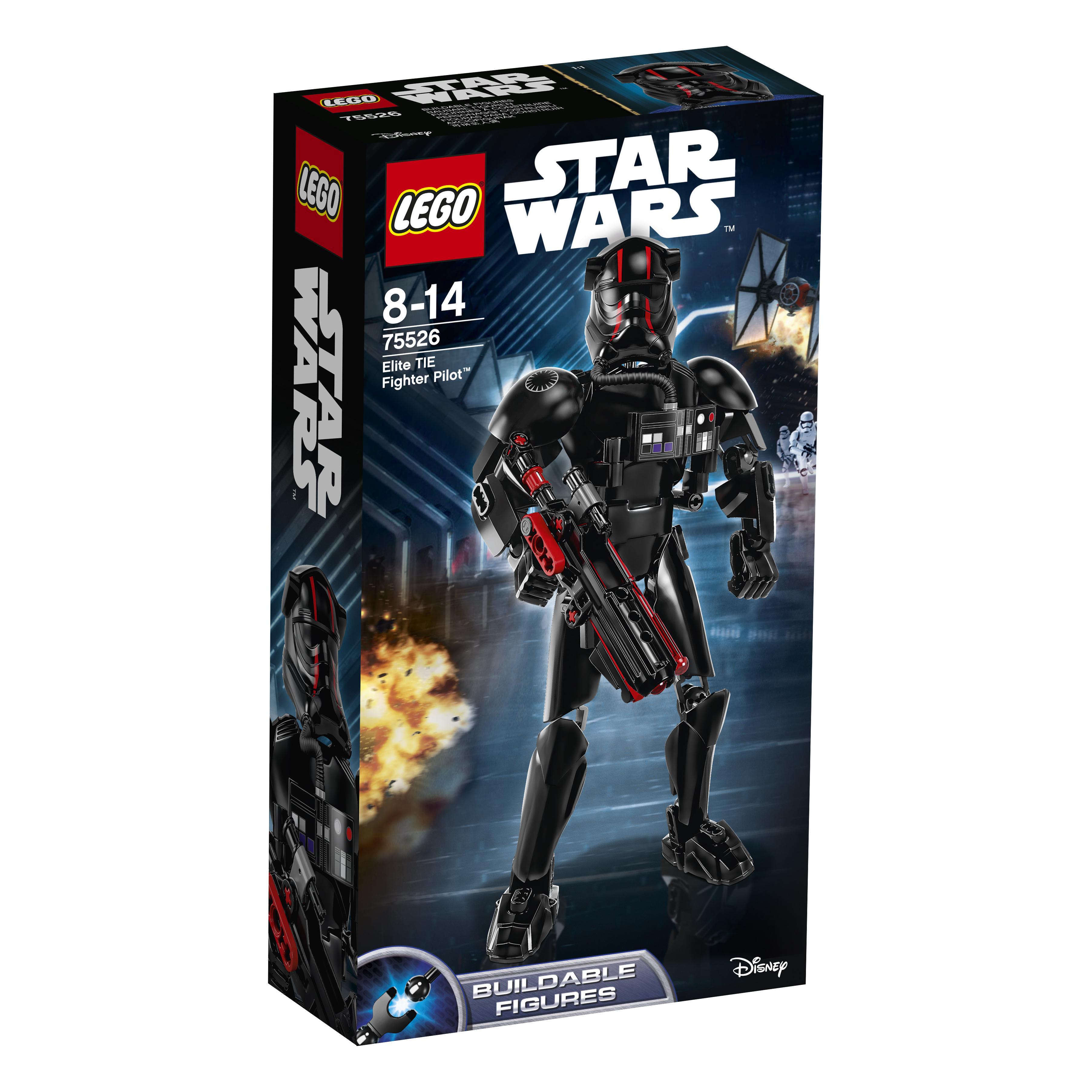 Star Wars LEGO Конструктор    75526 «Элитный пилот истребителя СИД»