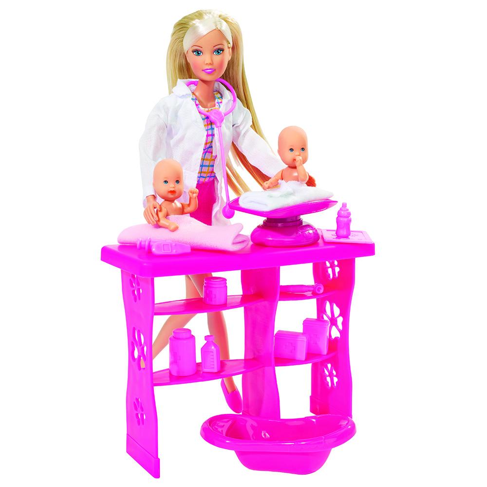 Кукла simba Штеффи. Детский доктор