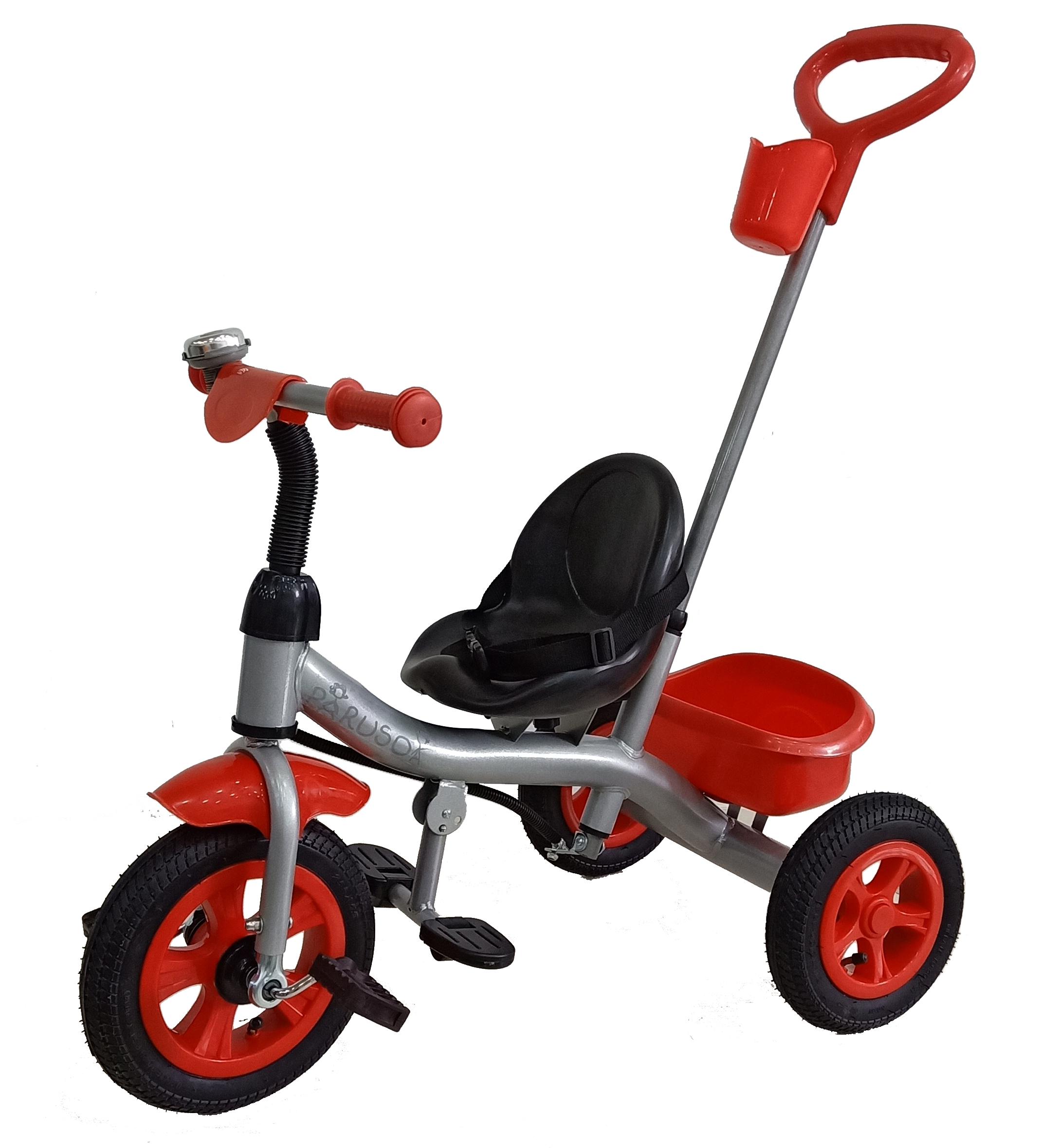 Детские трехколесные велосипеды Parusok YH-6172A