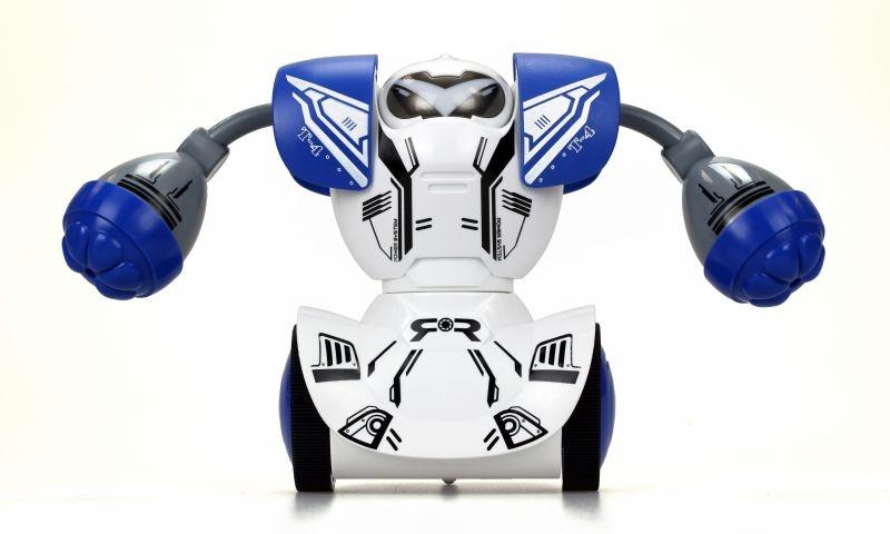 Робот р/у Silverlit Робокомбат роботы education line roboblock робот герой xl 89 элементов