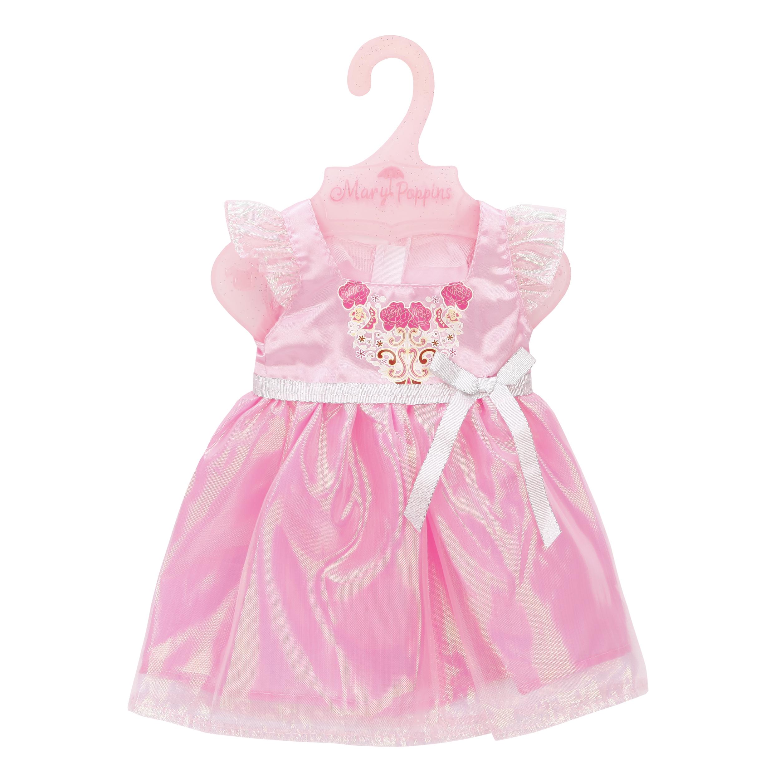 Одежда для кукол Mary Poppins Платье. Корона набор для чая княжеская корона