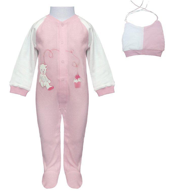 Купить со скидкой Первые вещи новорожденного Barkito 12WB314(1)