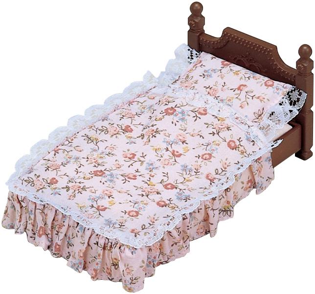 Набор игровой SYLVANIAN FAMILIES Большая кровать