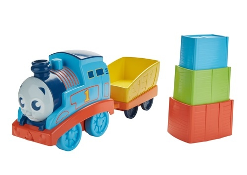Развивающие игрушки Thomas&Friends Складывай и строй FKM92 figures houses girl friends stephanie mia olivia andrea emma andrea blocks learning toy gift compatible with with friends gift
