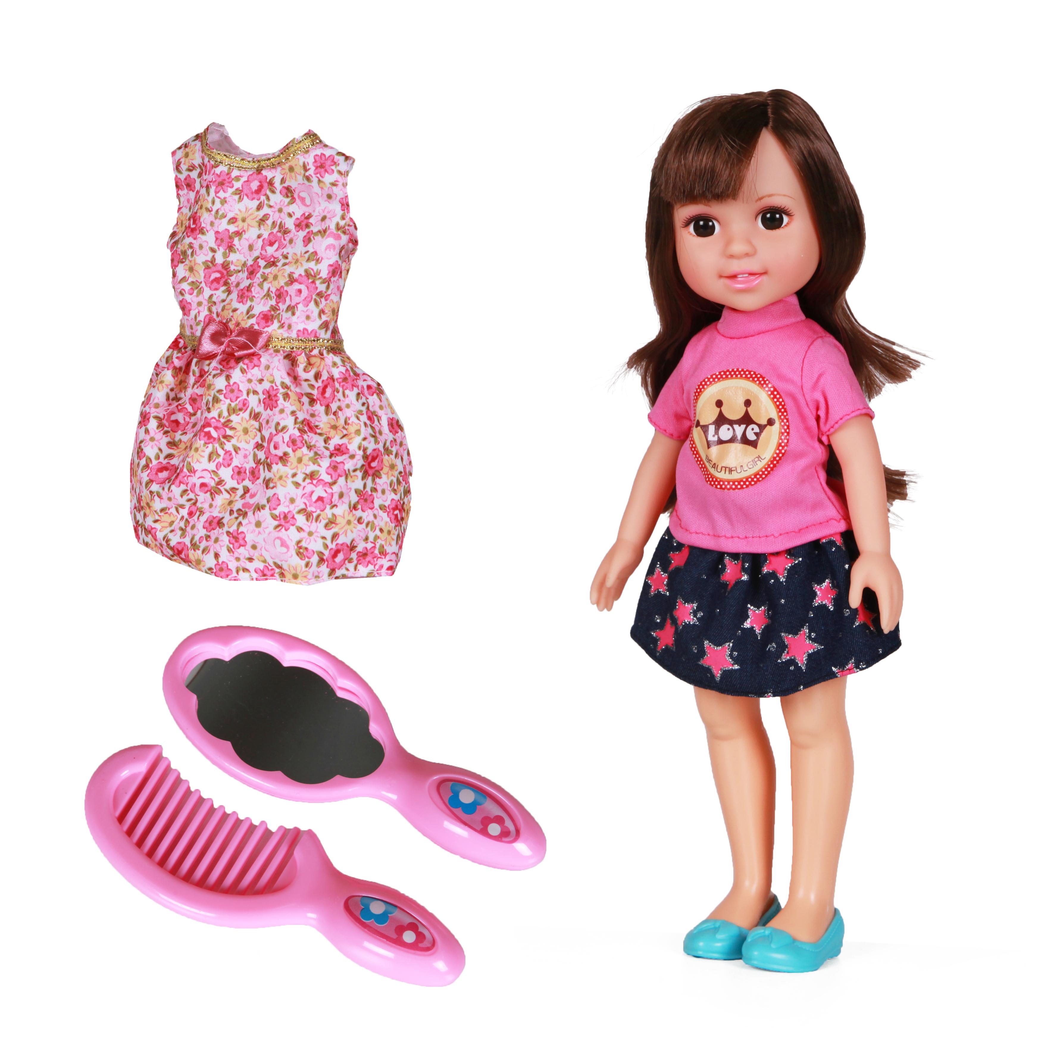 Другие куклы YAKO Кукла Yako Jammy M6313 с аксесс. кукла yako m6289