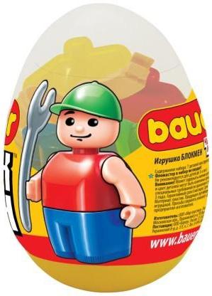 Конструкторы для малышей Bauer Bauer Eggs игрушка в яйце bauer eggs 8 5см page 3