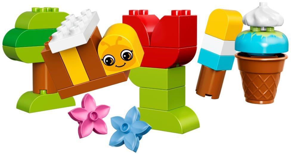 LEGO DUPLO LEGO DUPLO lego друзей series 6 до 12 лет сердце лейк сити йогурт мороженое магазин 41320 lego детские строительные блоки игрушки