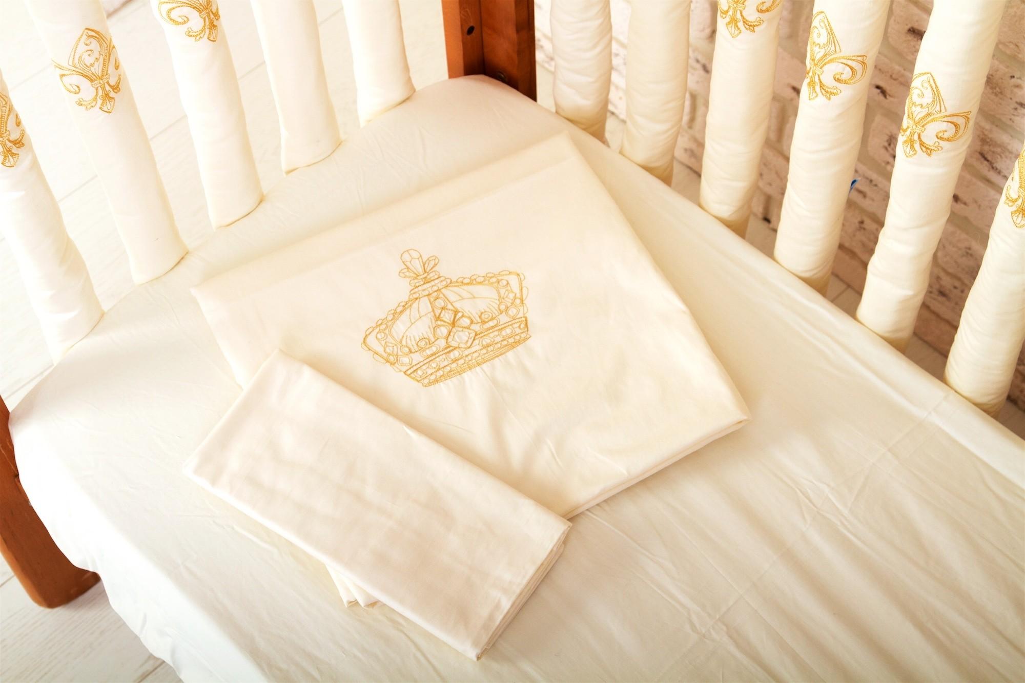 Комплект постельного белья Cloud factory Royal Baby