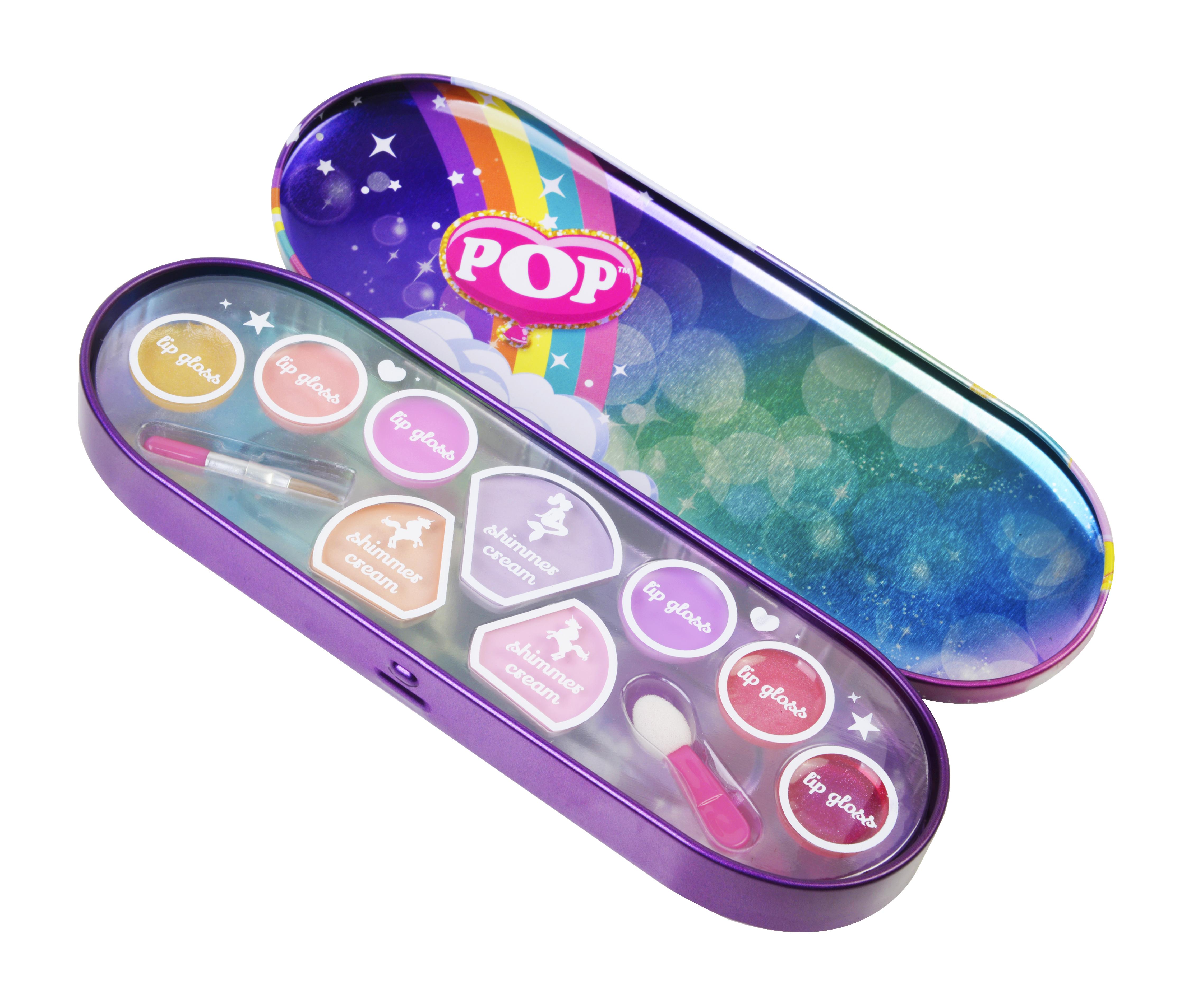 Пеналы и наборы Markwins POP Girls аксессуары для детей