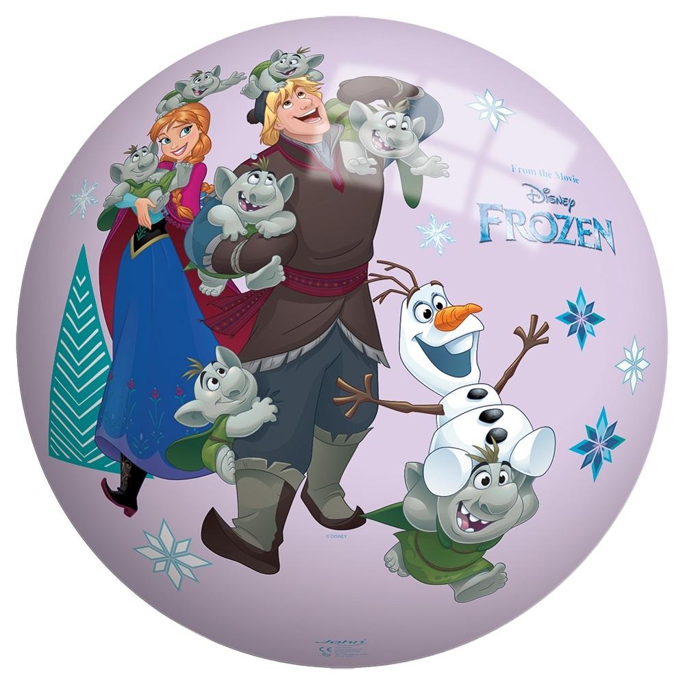 Мячи John Мяч John «Frozen» 35 см john мяч cars lightning mcqueen