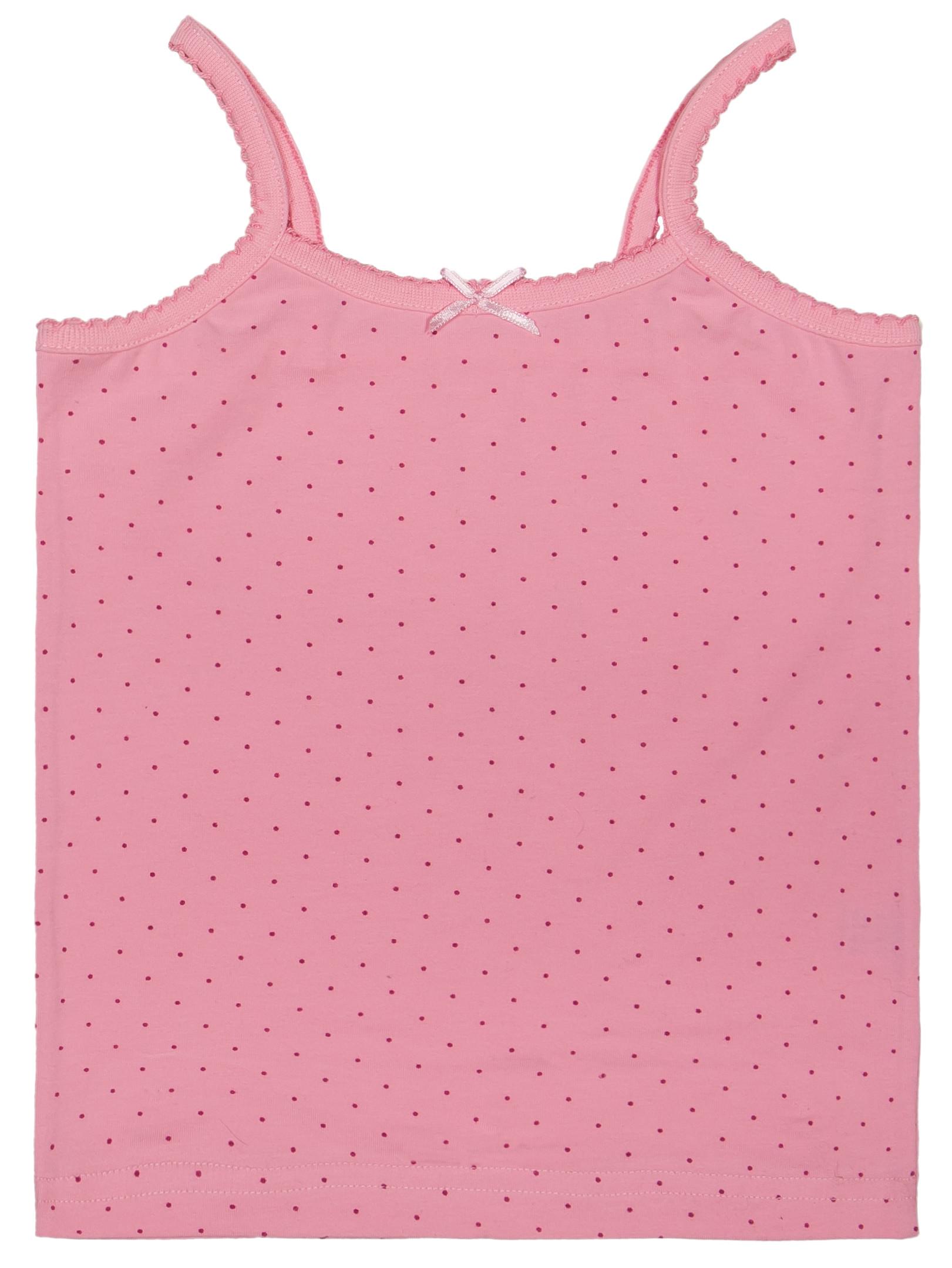 майка для девочки Barkito Бельё SS18 трусы для девочки barkito бельё ss18 белые с рисунком розовые