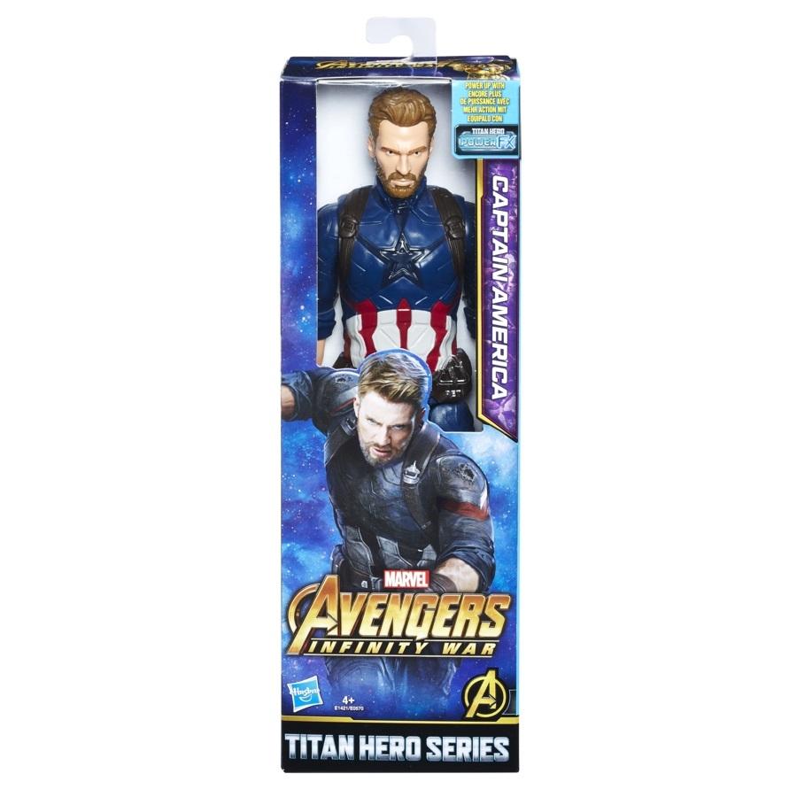 Avengers Avengers Фигурка Avengers «Мстители: Титаны» в асс. hasbro фигурка avengers мстители титаны класса а капитан америка 30 см