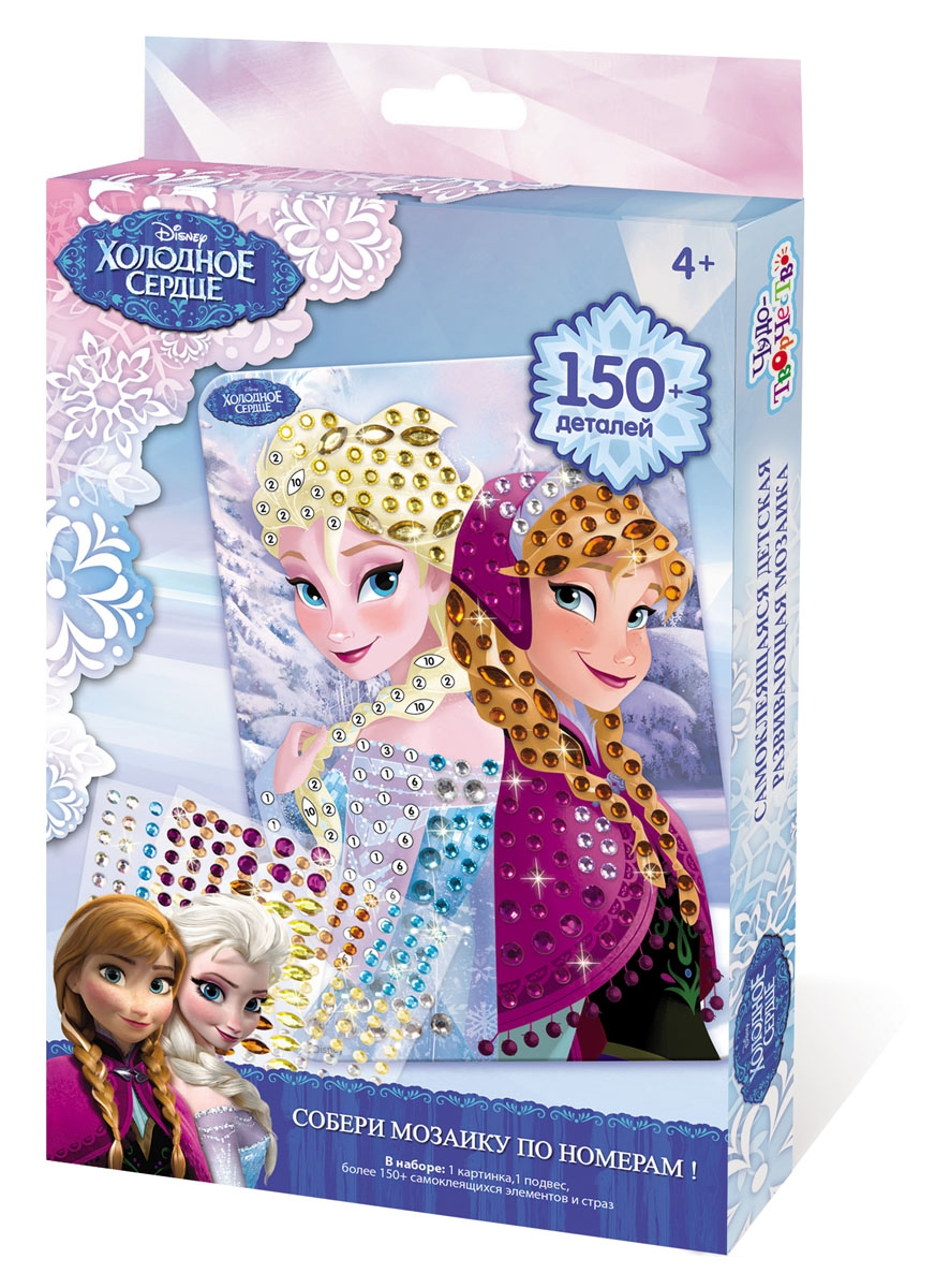 Мозаика для детей Frozen Frozen пазлы frozen frozen