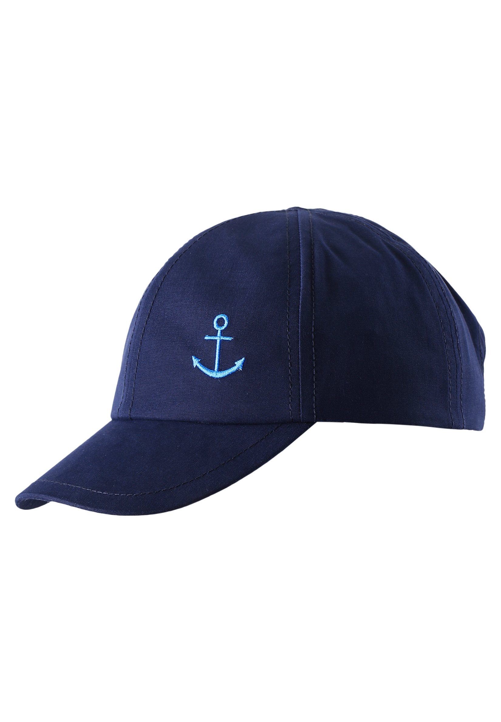 Головные уборы Lassie Шапка для мальчика Cap dark navy, синяя chaos шапка reverse 026 navy