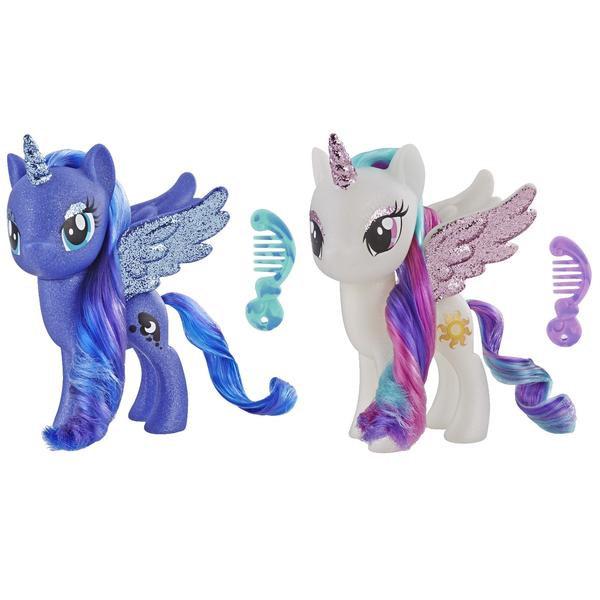 Фигурка My Little Pony С разноцветными волосами