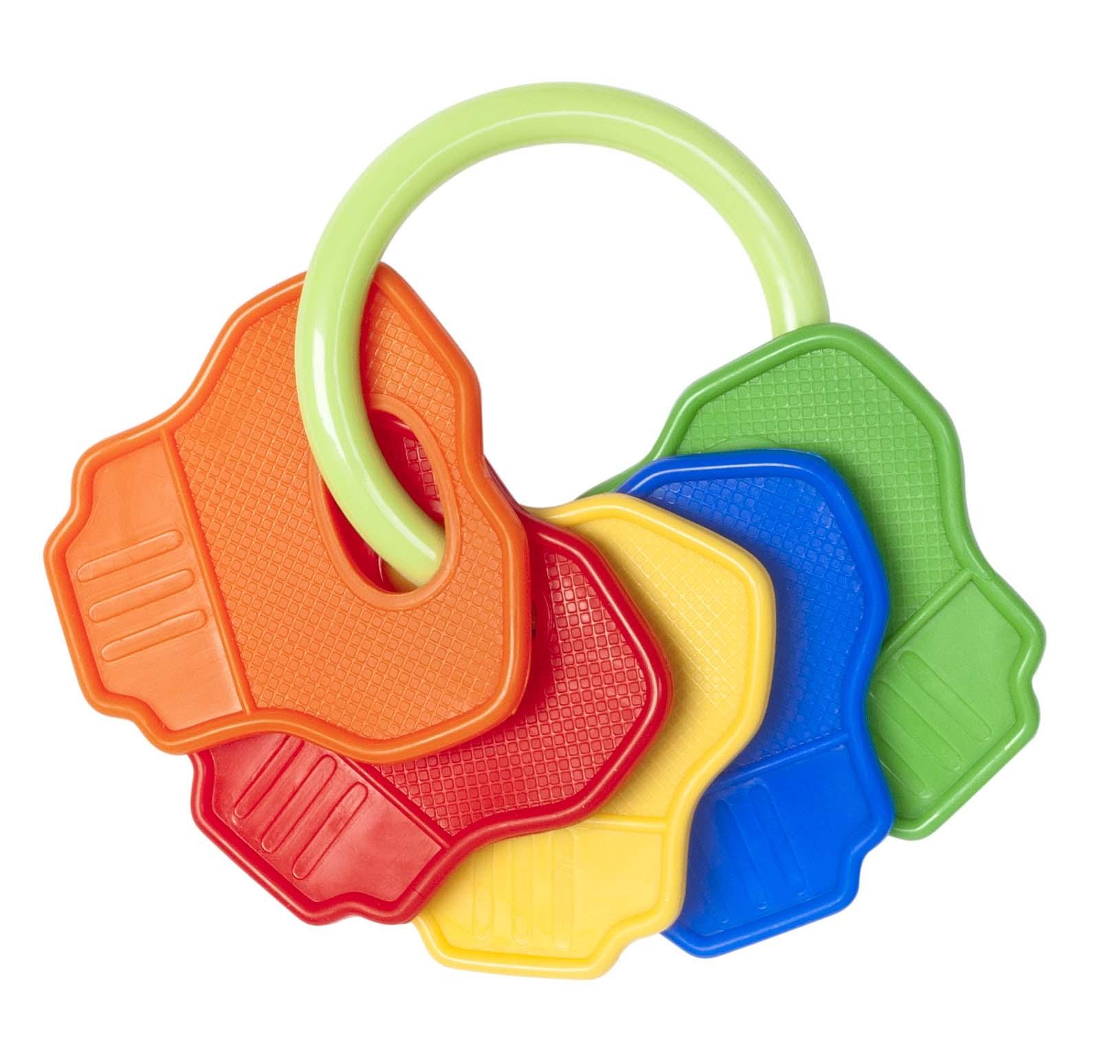 Игрушка-погремушка Мир детства Фигурки-непоседы игрушка погремушка мир детства фокусник зайка
