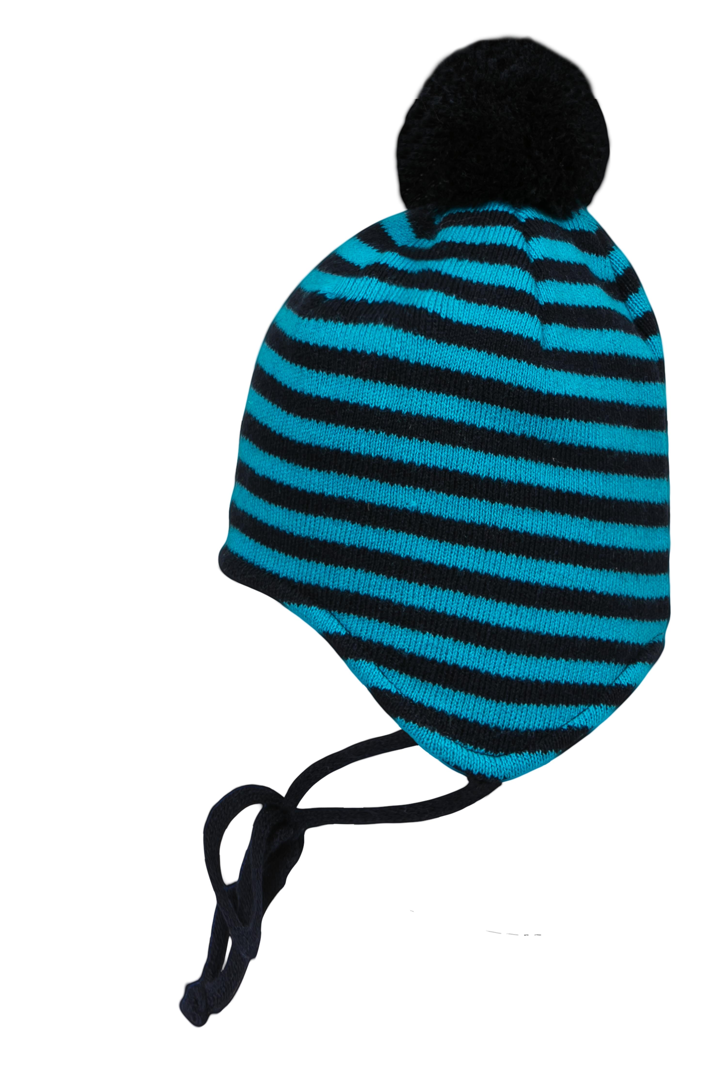 Шапка (ушанка) Barkito W18B4009A(1) шапка ушанка для мальчика barkito темно синяя с рисунком в полоску