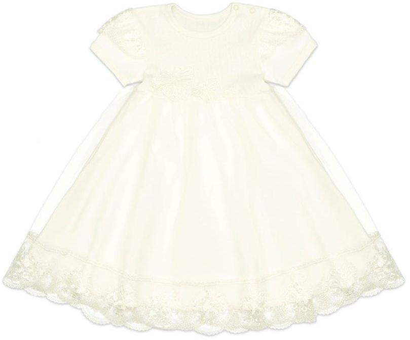 Платья Barkito Платье «Праздничное» Barkito, белое платья monoroom платье one color