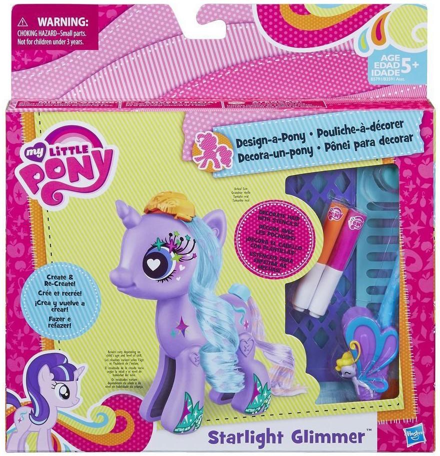 Игровой набор Hasbro Создай свою пони. Пинки Пай цена