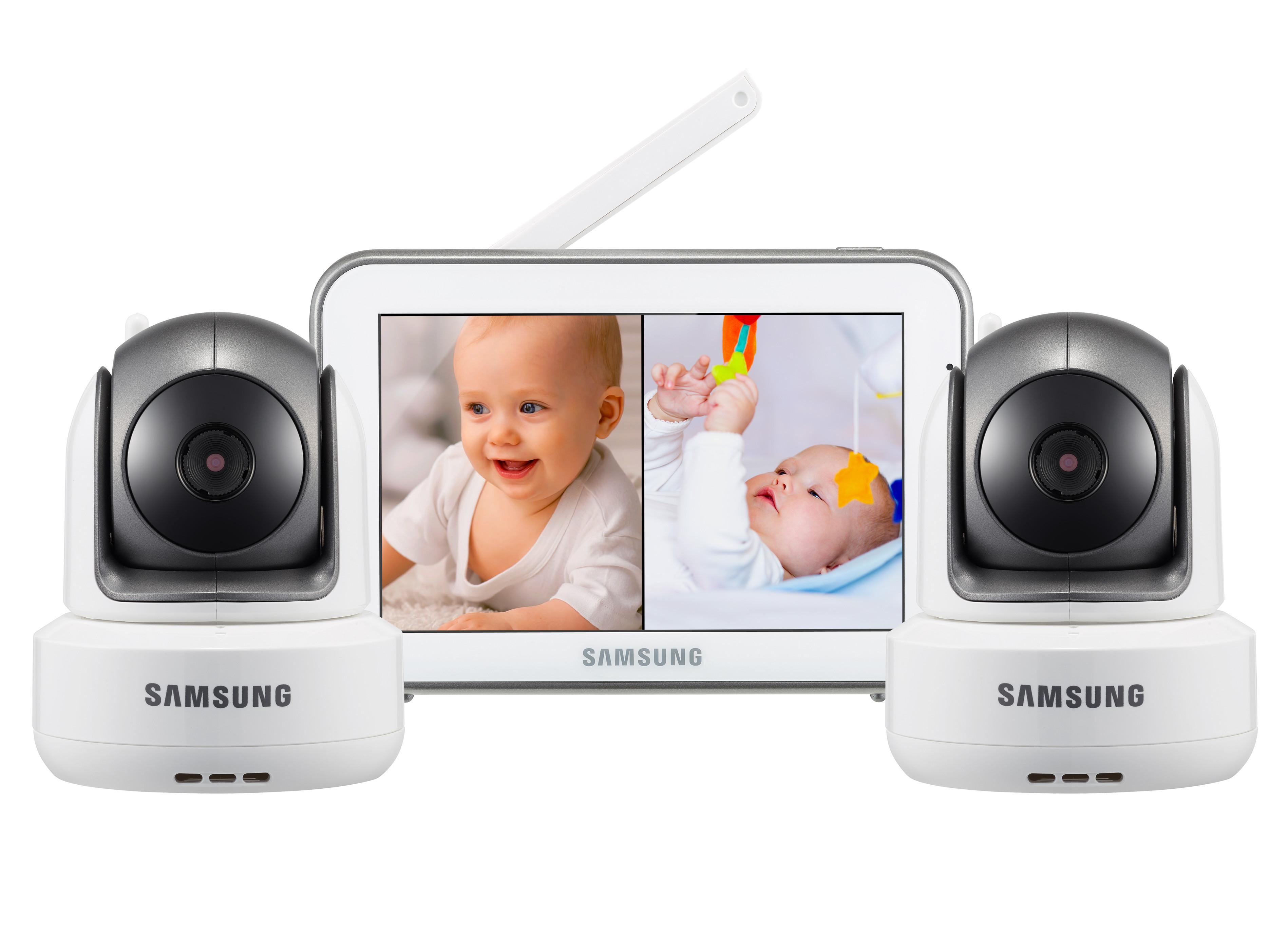 Радио и видеоняни Samsung Видеоняня Samsung SEW-3043WPX2