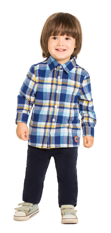 Сорочка для мальчика Barkito Монстр-машина полукомбинезон джинсовый barkito монстр машина
