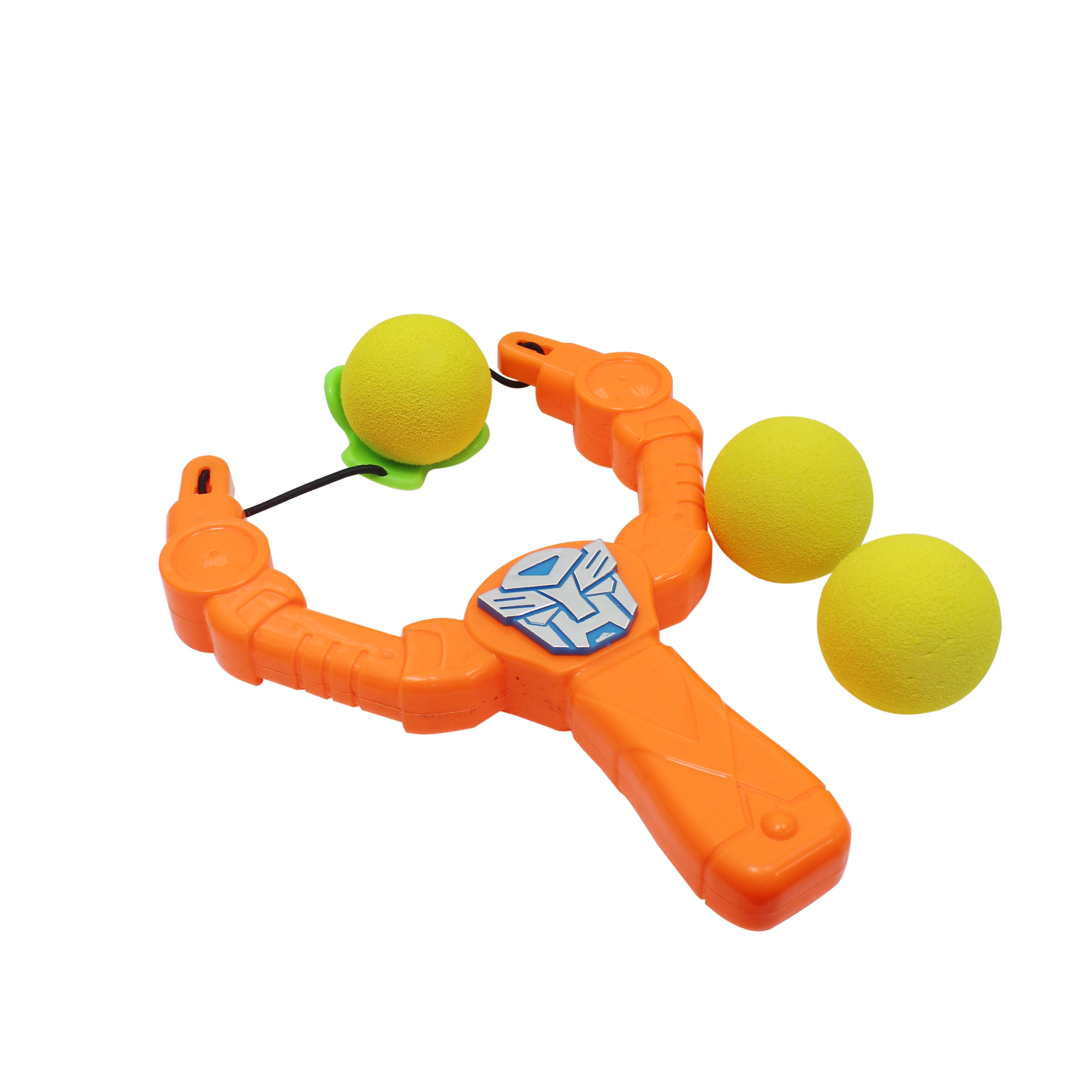 Рогатка 1toy С шариками