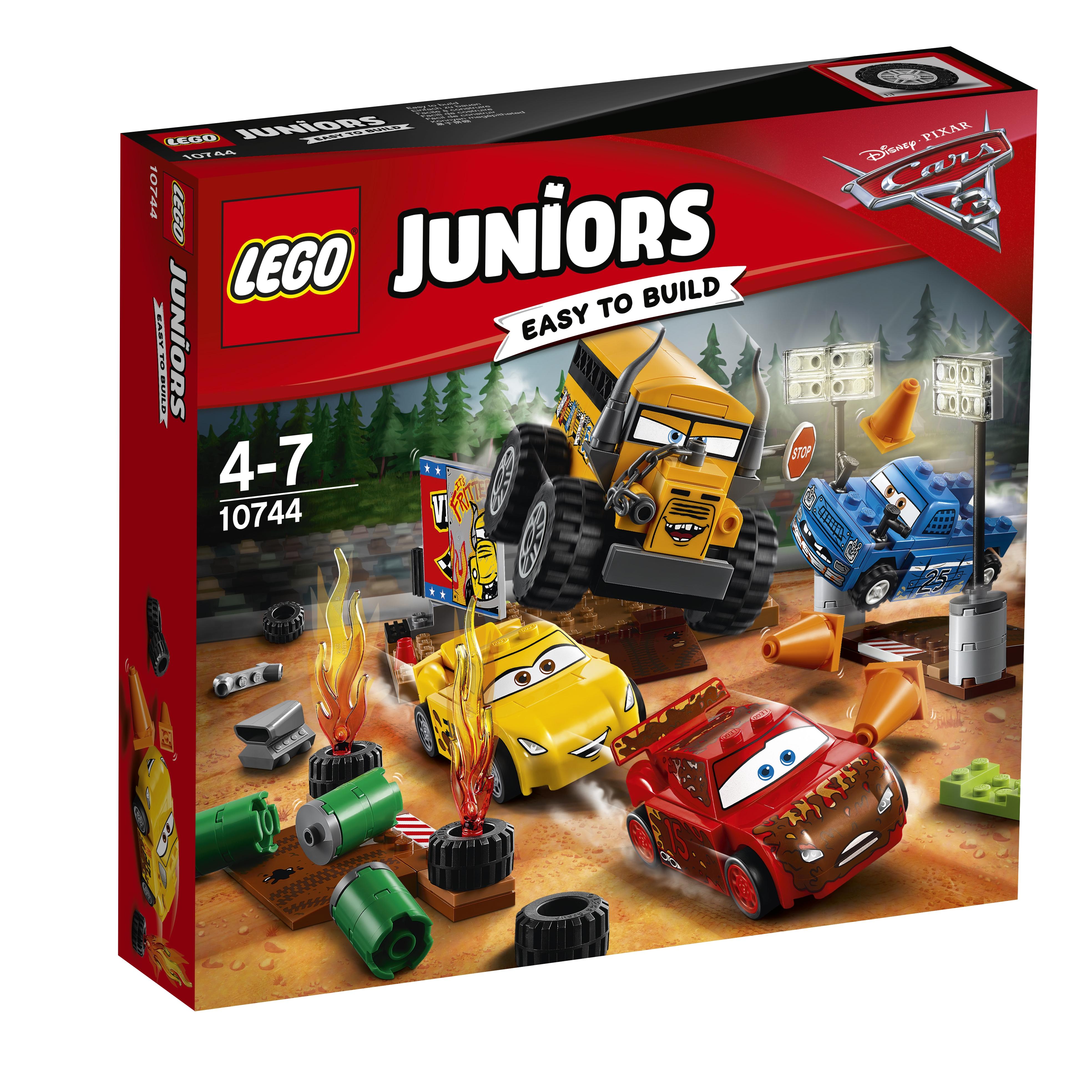 LEGO LEGO Сумасшедшая восьмерка конструктор lego большая гонка 1шт