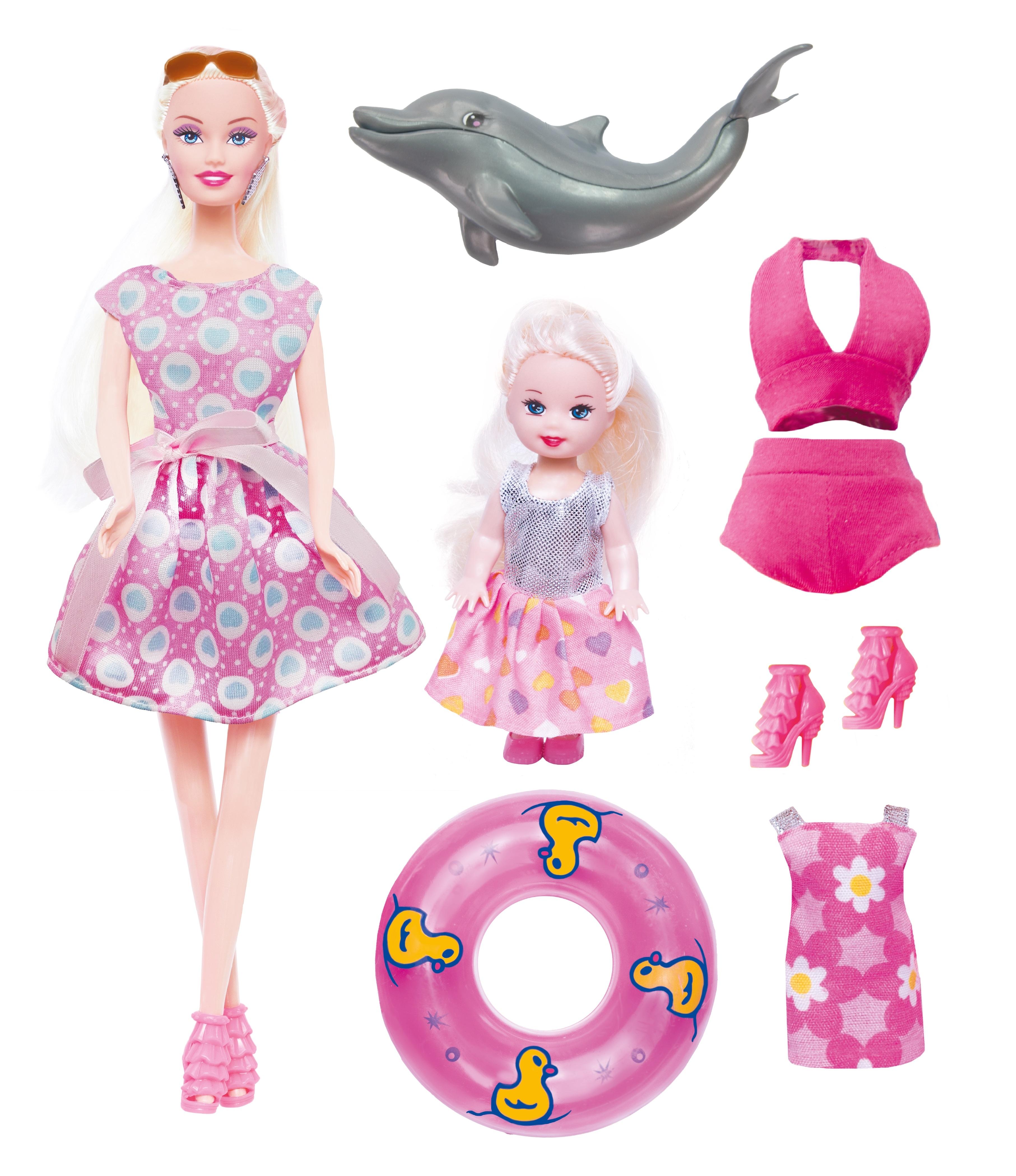 Игровой набор ToysLab Кукла Ася. Морское приключение игровой набор для купания баскетбол bkids