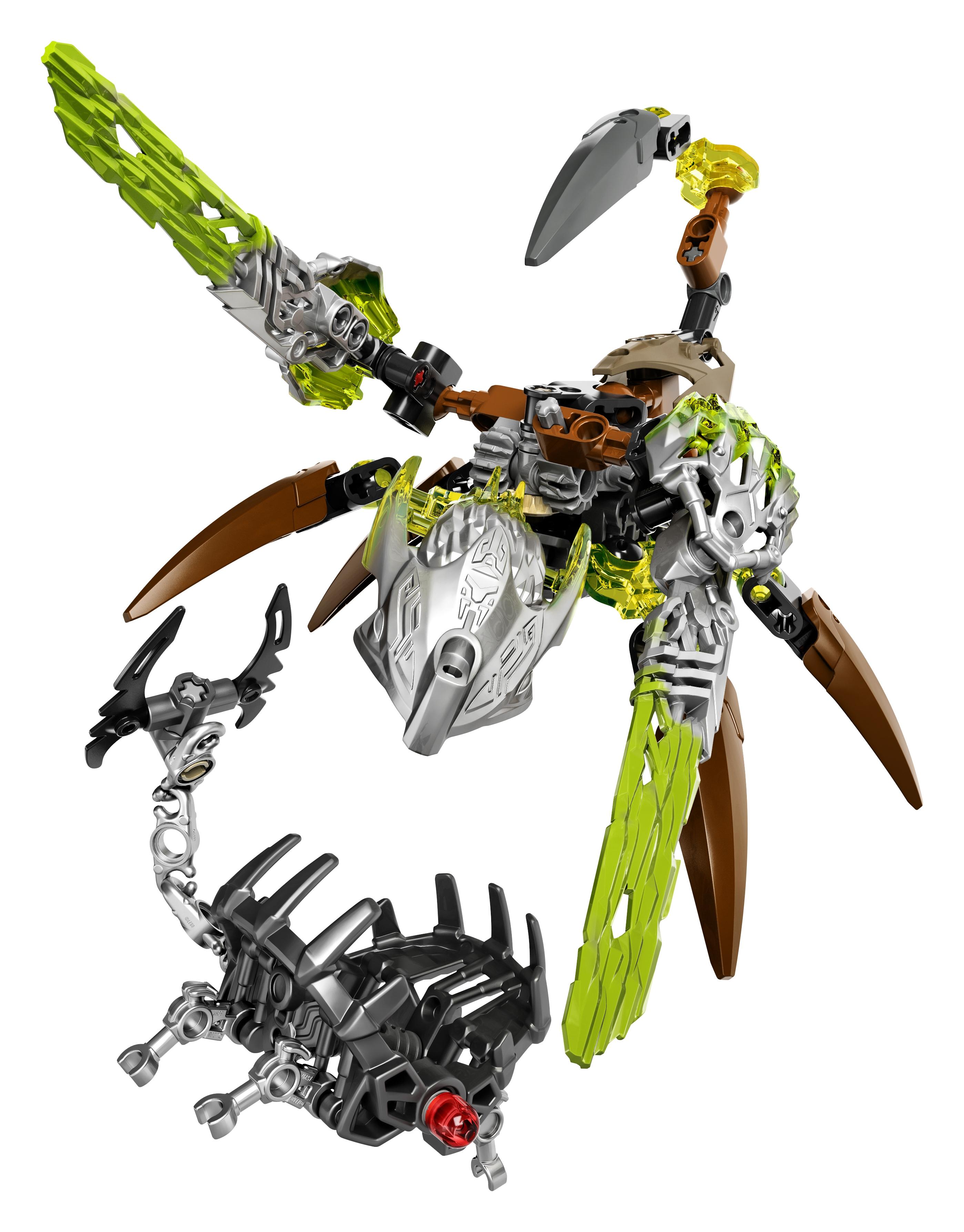 LEGO LEGO Bionicle 71301 Кетар - Тотемное животное Камня конструктор ksz уксар тотемное животное джунглей 89 дет 609 1