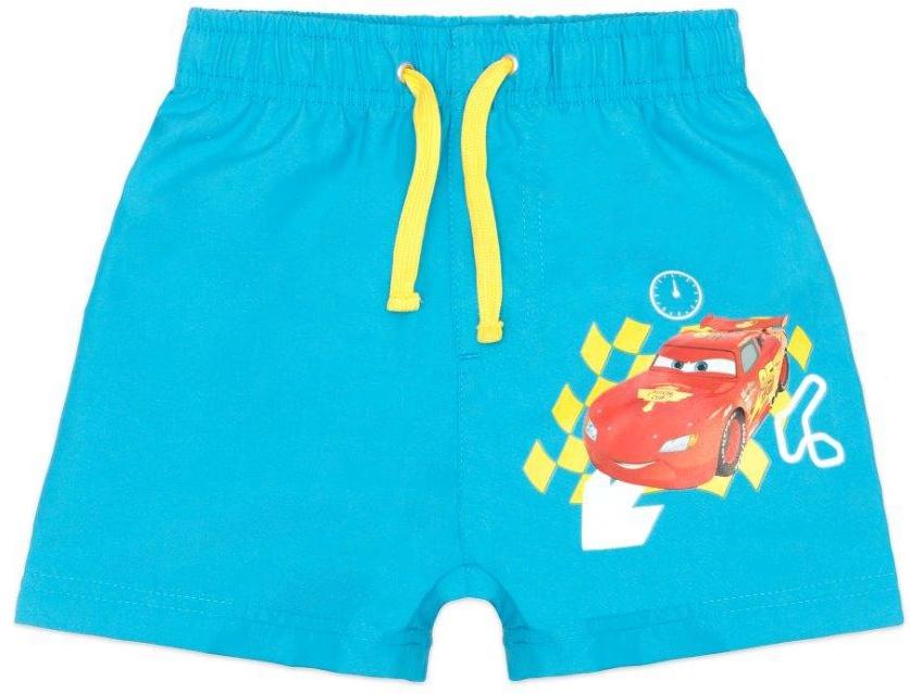 Трусы-шорты купальные для мальчика Cars Бирюзовые шорты модель бермуды для мальчика barkito тропическая жара бирюзовые