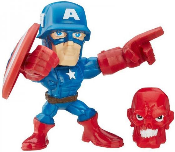Разборные Микро-фигурки Hasbro Marvel игрушка hasbro разборные фигурки марвел в ассортименте a6825