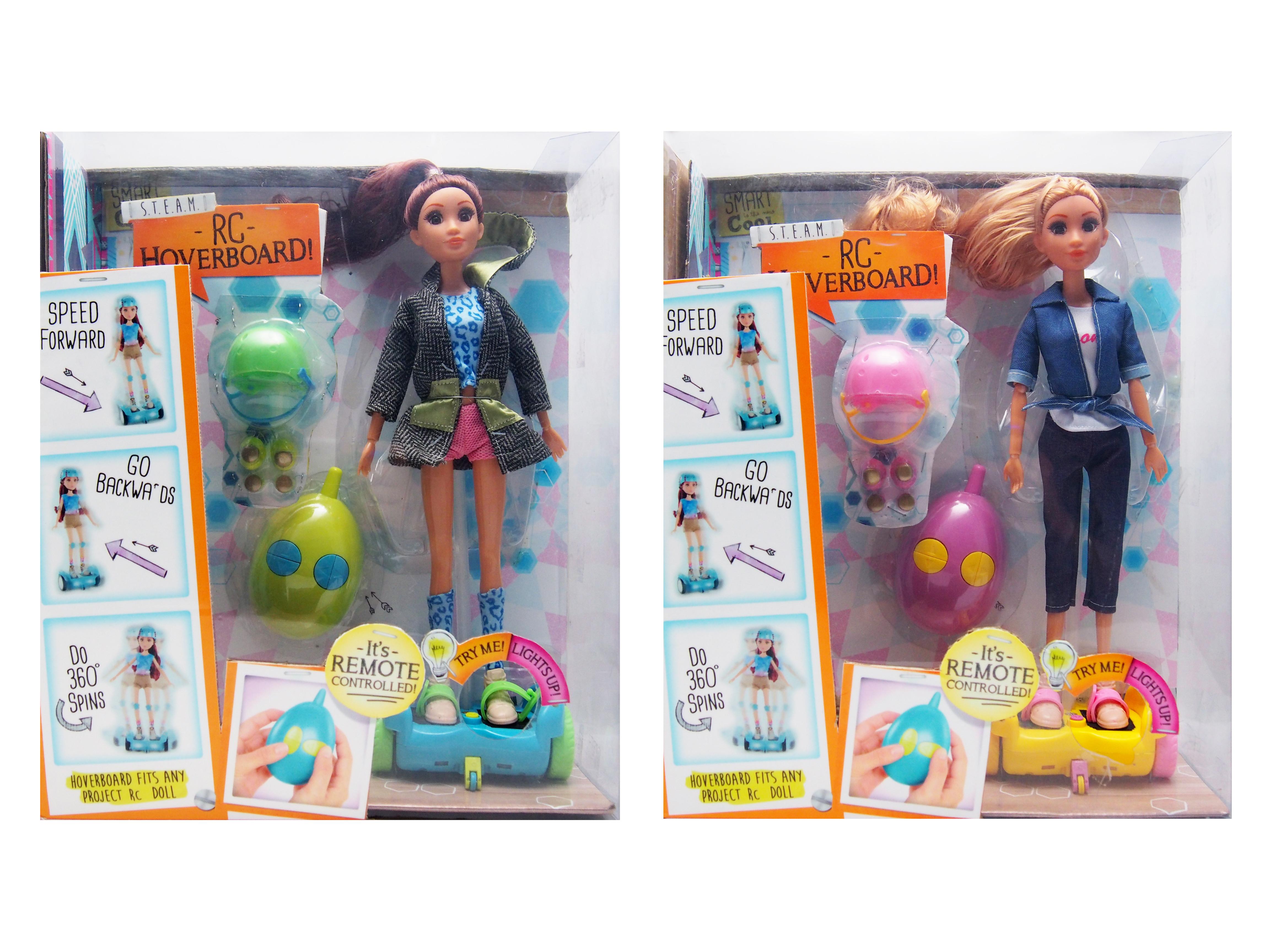 Другие куклы S.T.E.A.M. Кукла S.T.E.A.M. с аксессуарами, в ассортименте