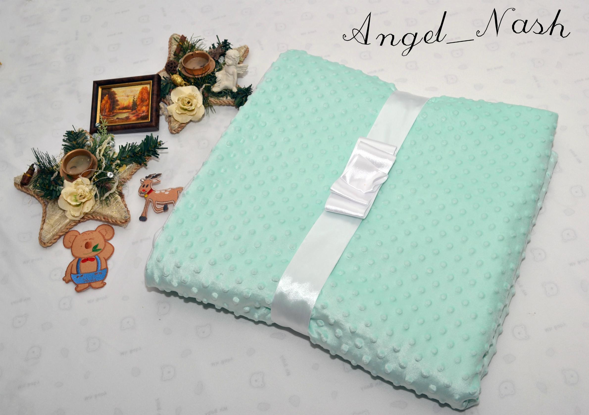 спальные конверты Конверты и спальные мешки Ангел наш Ангел Наш салатовое