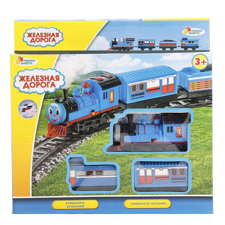 Железные дороги и паровозики Играем вместе Железная дорога Играем вместе зонт играем вместе совушки um45 sov