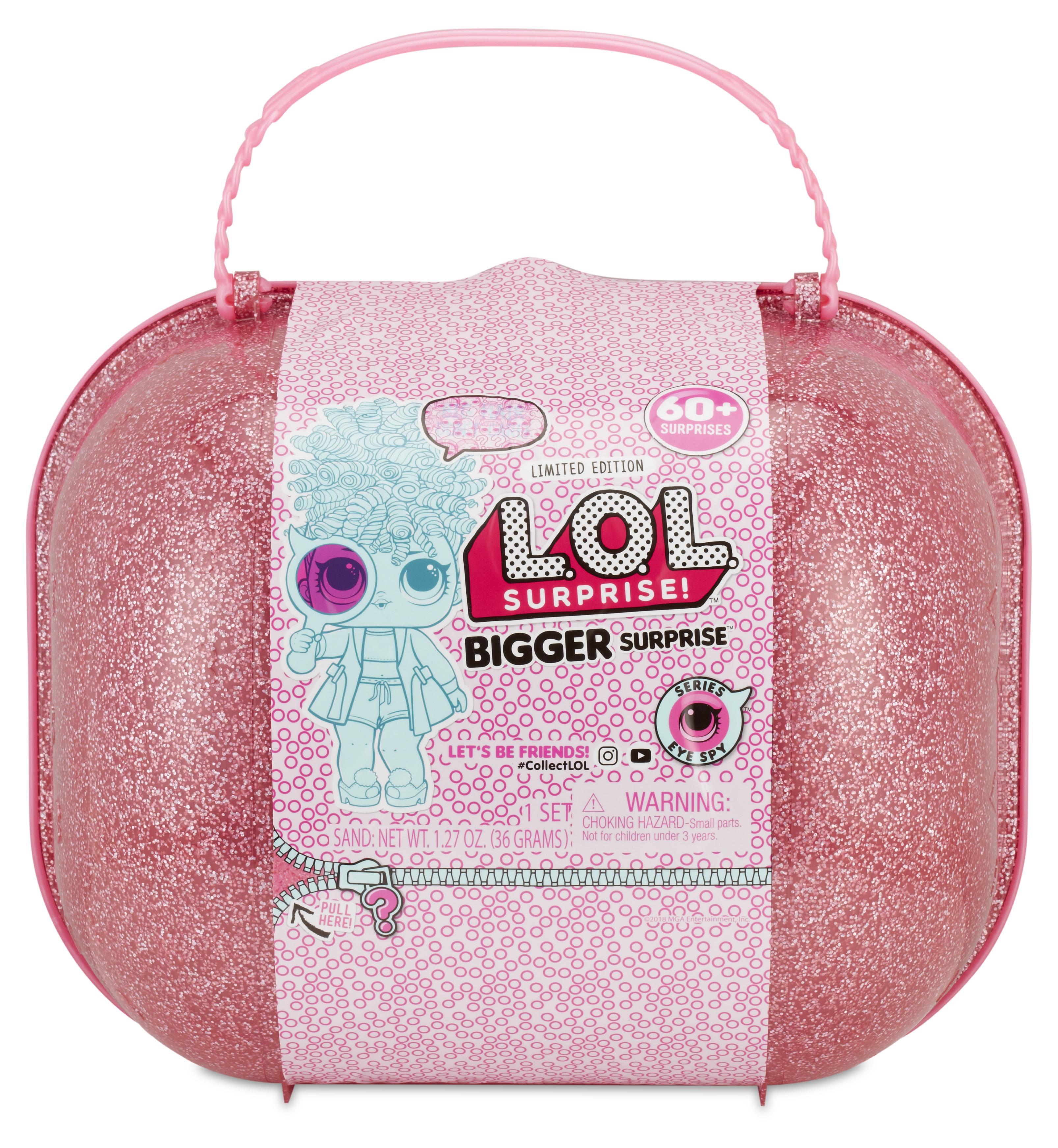Другие куклы MGA Entertainment «Декодер Чемодан» 60 сюрпризов другие куклы mga entertainment жемчужина lol