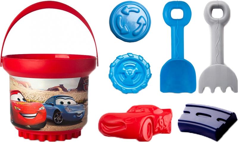 Купить Игрушки для песка, Рославльская игрушка Disney «Тачки», «Japan Track», «100% Пираты», «Взлетная полоса» 3 л., РосИгрушка, Россия, в ассортименте, Мужской