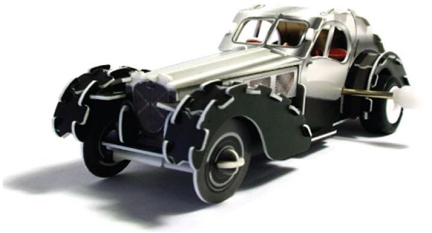 3D пазл UF «Классический автомобиль-купе» 3d пазл uf кросс байк заводной