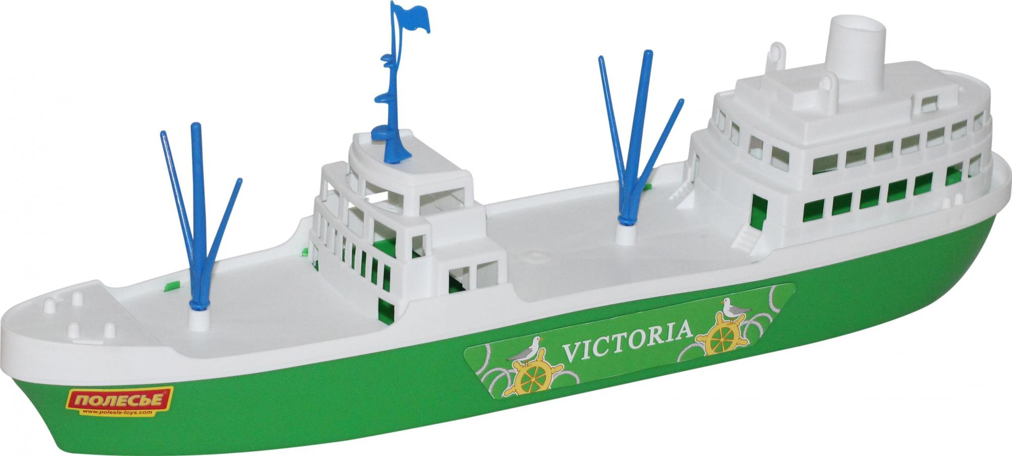 Игрушечные машинки и техника Русский стиль Виктория игрушка полесье корабль чайка 36964