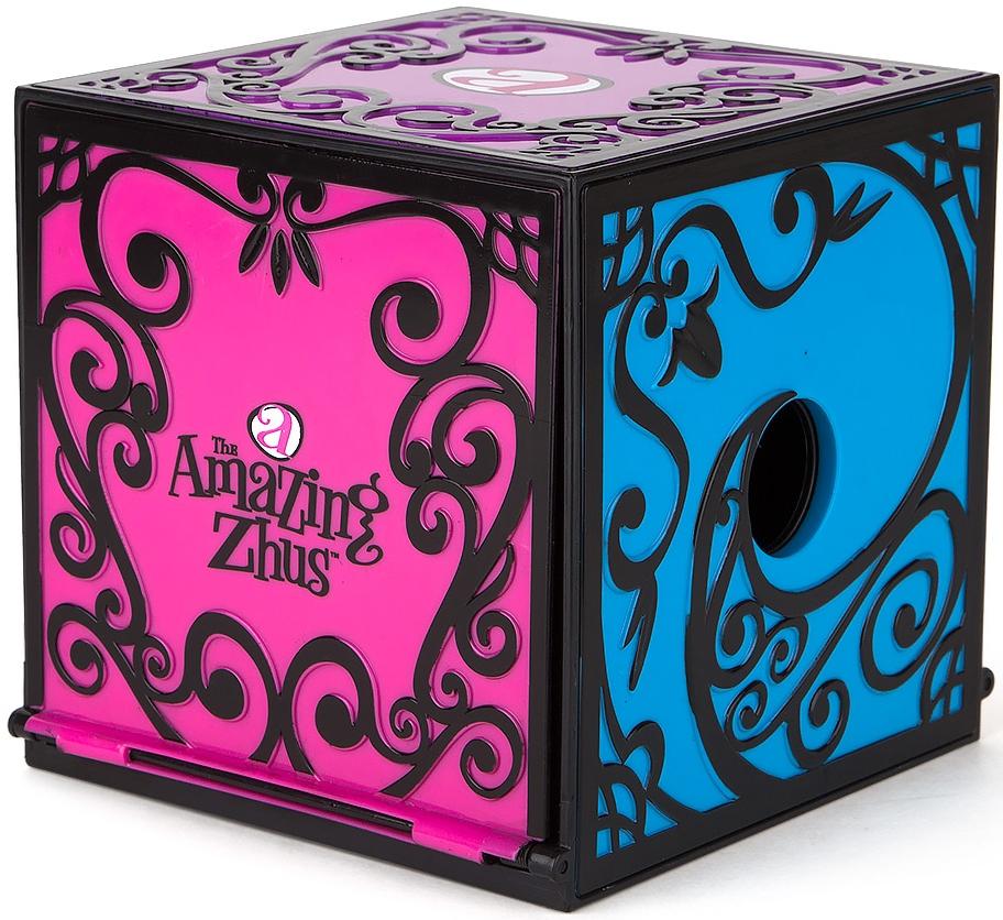 Игровой набор Amazing Zhus Коробка для фокуса с исчезновением Amazing Zhus amazing zhus amazing zhus игровой набор amazing zhus ящик для фокуса с мечами