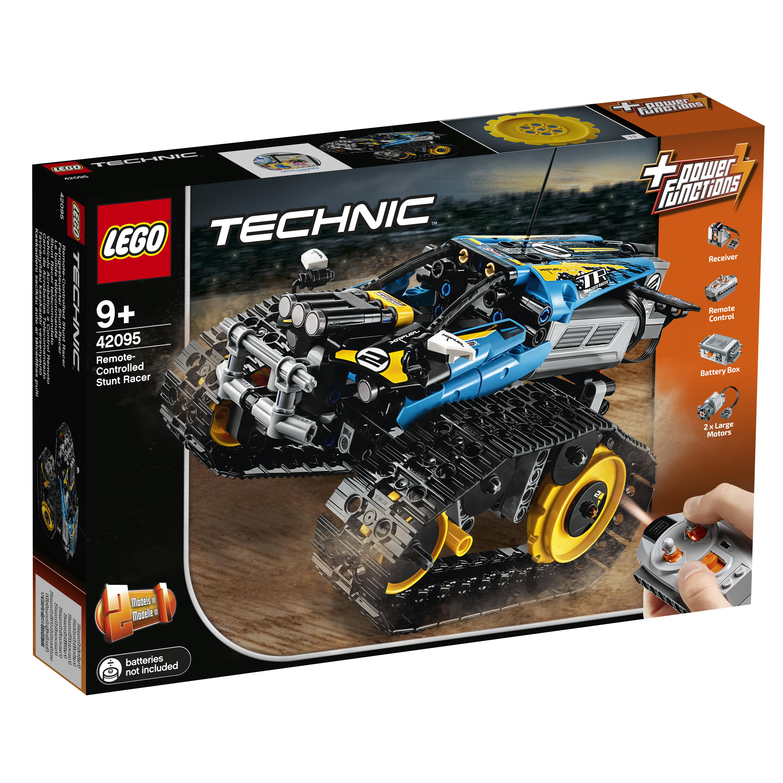 Конструктор LEGO Technic 42095 Скоростной вездеход с ДУ цена
