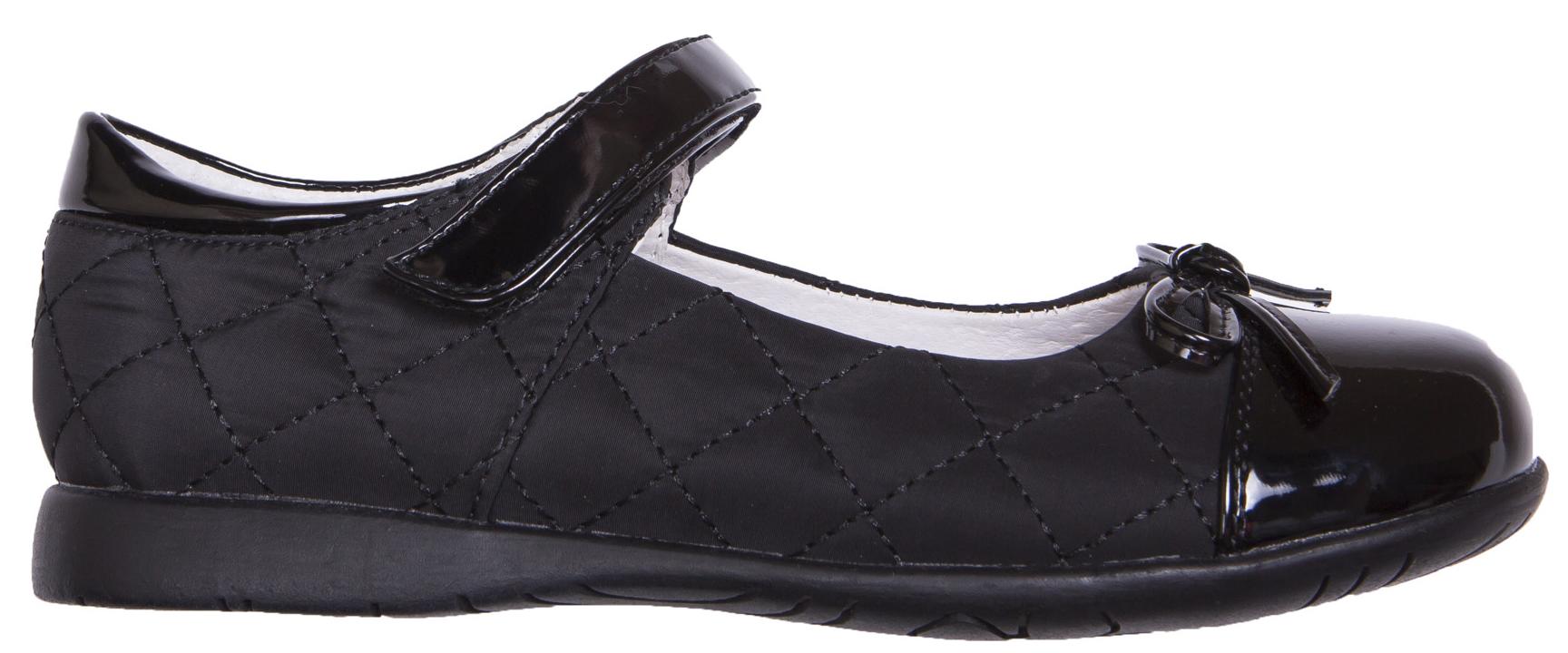 Туфли для девочки Barkito Черные