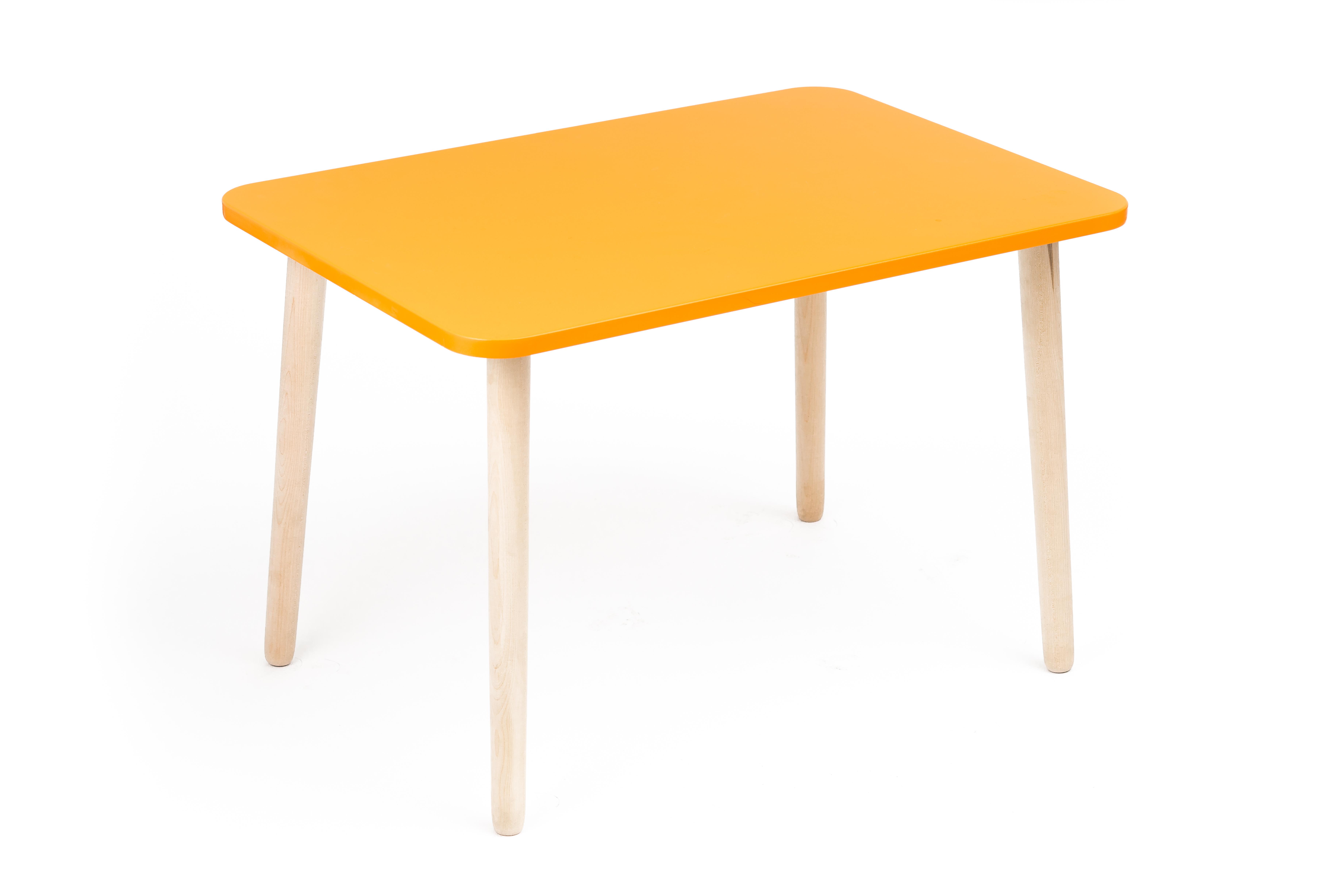 Столы и стулья Polli Tolli Джери. Оранжевое солнце