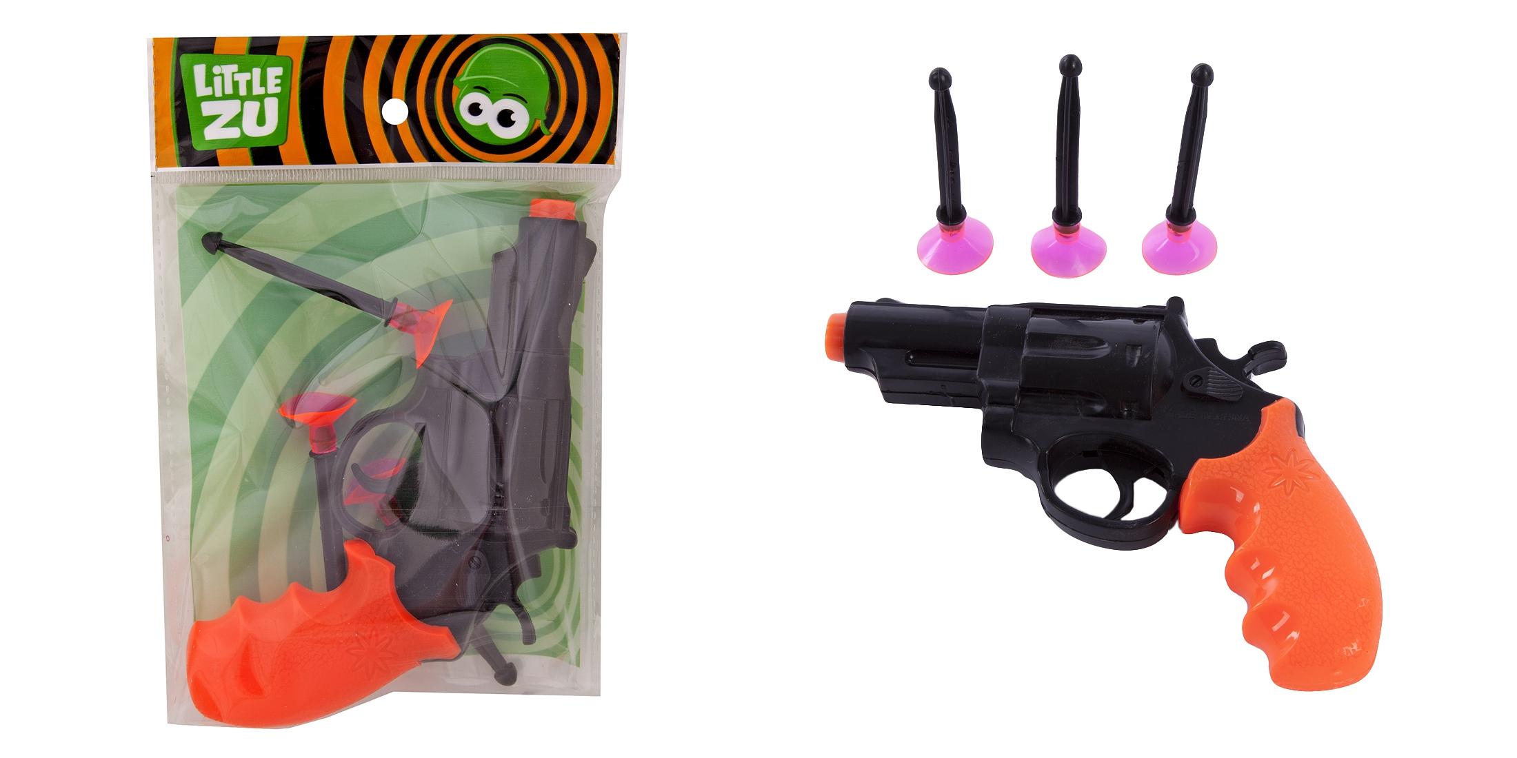 Игровые наборы Профессия Little Zu Оружие с присосками, Наборы Полицейского, Наборы Военного klein набор полицейского с пистолетом klien