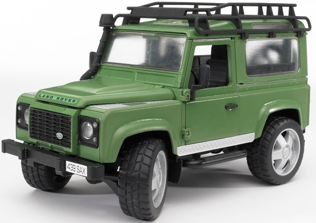 Машина Bruder «Внедорожник Land Rover Defender»