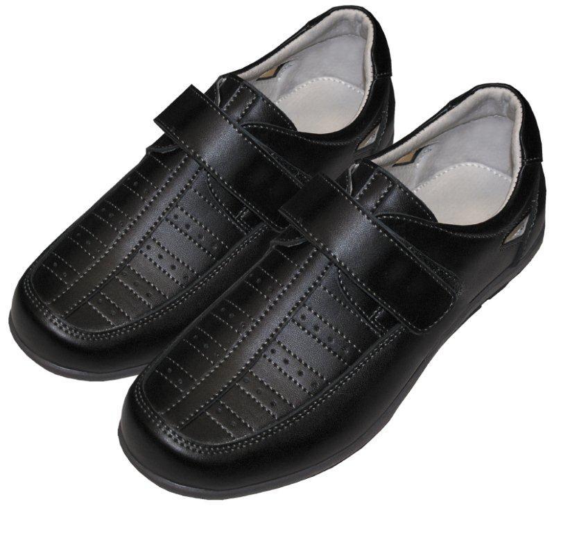 Ботинки и полуботинки Barkito Полуботинки для мальчика черный полуботинки rieker
