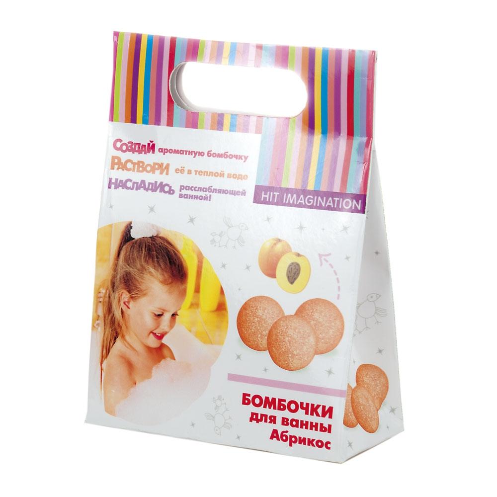 Набор для творчества Hit Imagination Бомбочки для ванны набор для творчества аромафабрика бомбочки для ванны ананасовый бум с0822