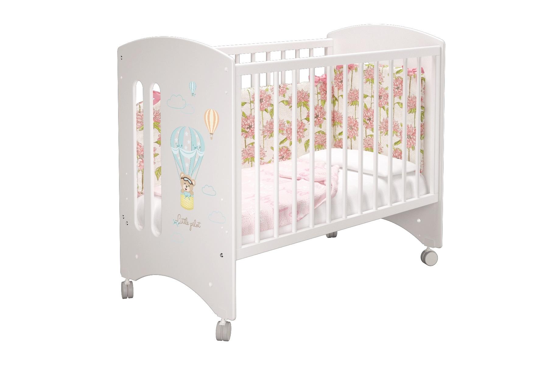 Кроватки детские Laluca Софи